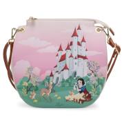Loungefly Disney Snow White Castle Series Cross Body Bag