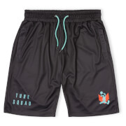 Men's Space Jam Mesh Short - Blue - Limited To 1000
