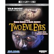 Two Evil Eyes - 4K Ultra HD