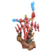 Diamond Select Marvel Gallery Avengers: Infinity War PVC Figure - Iron Man MK 50