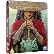 Raya et le Dernier Dragon - Steelbook 4K Ultra HD (Blu-ray inclus) en Exclusivité Zavvi