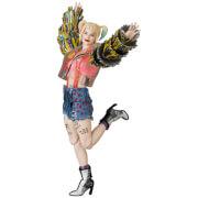 Medicom Birds Of Prey MAFEX Action Figure - Harley Quinn (Overalls Version)
