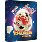 Howard the Duck - Zavvi Exclusive 4K Ultra HD Steelbook (Includes Blu-ray)