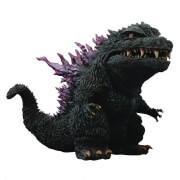 X-Plus DefoReal Series Godzilla vs. Megaguirus Soft Vinyl Figure - Godzilla (2000)