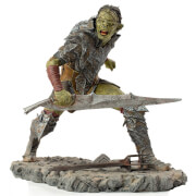 Iron Studios Lord of the Rings BDS Art Scale Statue 1/10 Swordsman Orc 16 cm