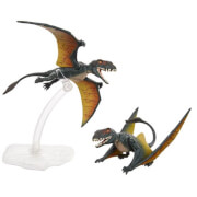 Mattel Jurassic World Amber Collection Action Figure - Dimorphodon 2-Pack