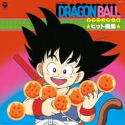 TV Manga Dragon Ball Hit Song Collection LP