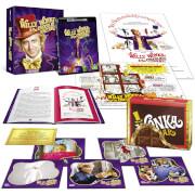 Charlie et la Chocolaterie – Edition Collector 50ème Anniversaire - 4K Ultra HD