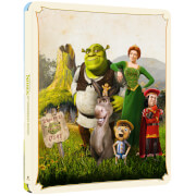 Shrek - Zavvi Exclusive 20th Anniversary 4K Ultra HD Steelbook (Includes Blu-ray)