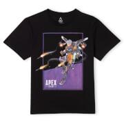 T-Shirt Unisexe Valkyrie Apex Legends - Noir