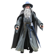 Diamond Select Lord Of The Rings Deluxe Action Figure - Gandalf The Grey