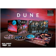 Dune - Zavvi Exclusive 4K Ultra HD Steelbook (Includes Blu-ray)
