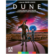 Dune - Limited Edition Deluxe 4K Ultra HD Steelbook (Includes Blu-ray)