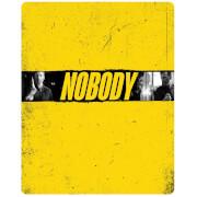 Nobody - Steelbook 4K Ultra HD (Blu-ray inclus) - Exclusivité Zavvi
