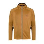 Men's Spitzer Hooded Interactive Fleece Jacket - Orange