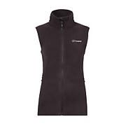 Women's Prism Polartec Interactive Fleece Vest - Black