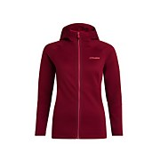Women's Taagan Fleece Jacket - Red