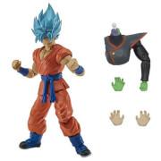 Dragon Ball Stars Action Figure - Super Saiyan Blue Goku