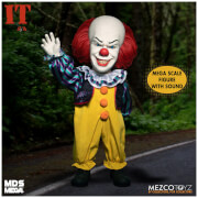Mezco It (1990) Pennywise MDS Mega Scale Doll with Sound