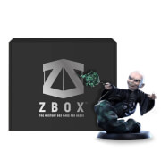 Harry Potter Bundle : Lord Voldemort Q-Fig + 2 Mystery Gifts