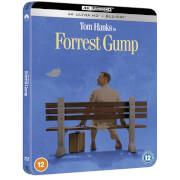 Forrest Gump - Steelbook 4K Ultra HD en Exclusivité Zavvi (Blu-ray inclus)