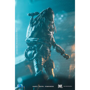 HIYA Toys Alien Vs. Predator: Requiem Exquisite Mini 1/18 Scale Figure - Unmasked Wolf Predator