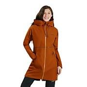 Women's Rothley Waterproof Jacket - Brown
