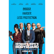The Hitman's Wife's Bodyguard - Limited Edition 4K Ultra HD Steelbook (Includes Blu-ray)