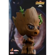 Hot Toys Cosbaby Marvel Avengers: Infinity War [Size S] - Groot
