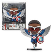 Hot Toys Cosbaby Marvel The Falcon and the Winter Soldier [Size S] - Captain America