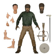 NECA Universal Monsters Wolf Man Lon Chaney Jr Ultimate 7 Inch Action Figure