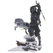 Diamond Select Movie Gallery PVC Statue - Snake Eyes