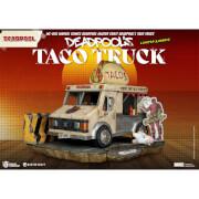 Beast Kingdom Marvel Comics Deadpool's Taco Truck Master Craft Statue