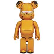 Medicom Garfield (Gold Chrome) 1000% Be@rbrick 2-pack