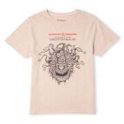 Dungeons & Dragons Beholder Unisex T-Shirt - White Vintage Wash