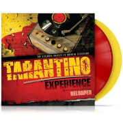 The Tarantino Experience Reloaded 2LP (Red/Yellow Vinyl)