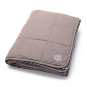 Grey Cotton Weighted Blanket