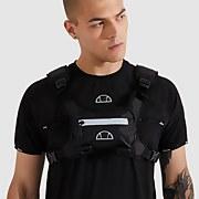 Chilas Chest Bag Black