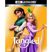 Tangled - Zavvi Exclusive 4K Ultra HD Collection #11