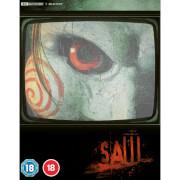 Saw - 4K Ultra HD Steelbook with O-Ring (Includes Blu-ray)
