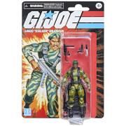 "Figurine de Collection Hasbro G.I. Joe Retro Collection Lonzo ""Stalker"" Wilkinson"