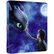 Dragons - Steelbook 4K Ultra HD en Exclusivité Zavvi (Blu-ray inclus)