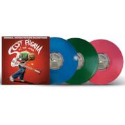 Scott Pilgrim vs. The World (Ramona Flowers Edition) Colour LP