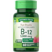 Vitamin B12 5000mcg - 60 Tablets