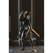 HIYA Toys Alien Vs. Predator: Requiem Exquisite Mini 1/18 Scale Figure - Xeno Warrior