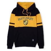 Hufflepuff House Panelled Hoodie - Yellow