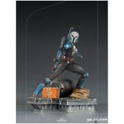 Iron Studios Star Wars The Mandalorian BDS Art Scale Statue 1/10 Bo-Katan 21 cm