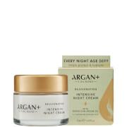 Argan+ Moroccan Argan Oil Rejuvenating Intensive Night Cream - 50ml