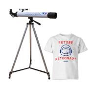 NASA Telescope & Kids' T-Shirt Bundle