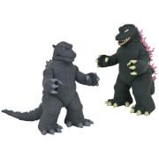 Diamond Select Godzilla Vinimate 2-Pack - Godzilla (1954) & Godzilla (1999)